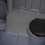 Portable Toilet Restroom