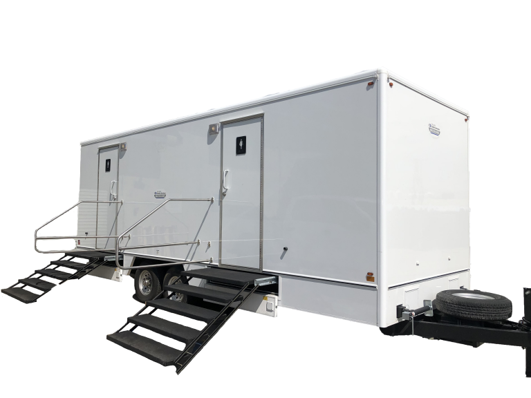 Portable Restroom Toilet Trailer