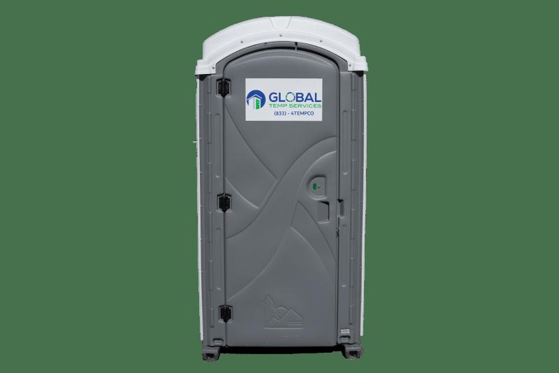 standard portable toilet rental